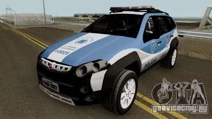 Fiat Palio Weekend Adventure 2018 COORPIN для GTA San Andreas
