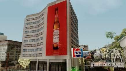 San Andreas Billboards v4.9 для GTA San Andreas