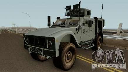 M-ATV Croatian Army для GTA San Andreas