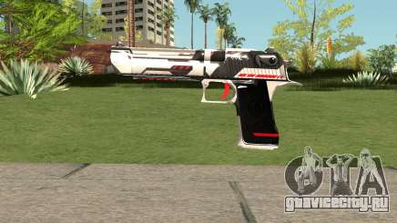 Desert Eagle TiiTree для GTA San Andreas