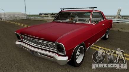 Chevrolet Nova II SS 1966 для GTA San Andreas