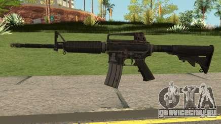 Fallout NV Bushmaster M4A1 для GTA San Andreas