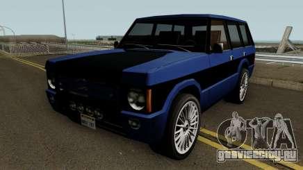 Huntley Custom для GTA San Andreas