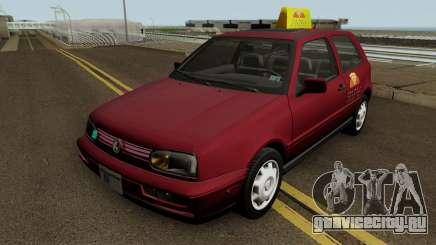Volkswagen Golf Mk3 TDI 1994 (US-Spec) для GTA San Andreas