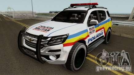 Chevrolet Trailblazer PMMG для GTA San Andreas