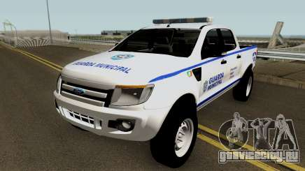 Ford Ranger Guarda Municipal de Canoas для GTA San Andreas