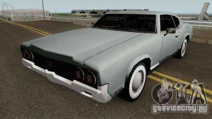Chevrolet Chevelle SS Custom (Sabre Based) 1970 для GTA San Andreas