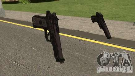 COD-MWR Beretta M9 для GTA San Andreas