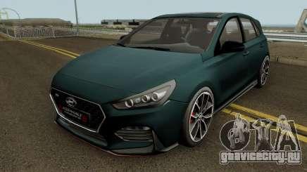Hyundai I30 2017 для GTA San Andreas