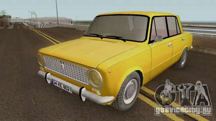 Fiat 124 HQ для GTA San Andreas