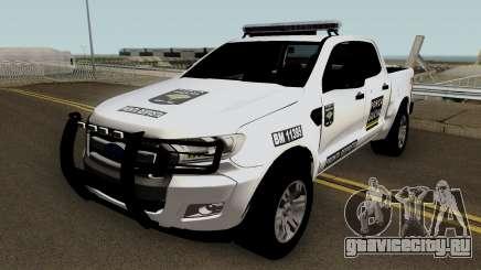 Ford Ranger Brazilian Police (Forca Gaucha) для GTA San Andreas