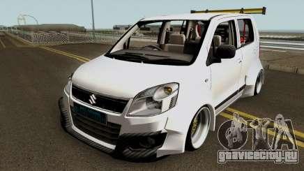 Suzuki Karimun Wagon-R для GTA San Andreas