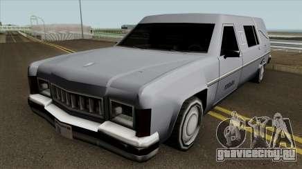 Romero Funerary TCGTABR для GTA San Andreas