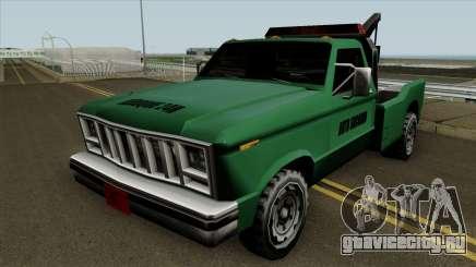 Towtruck Guincho TCGTABR для GTA San Andreas