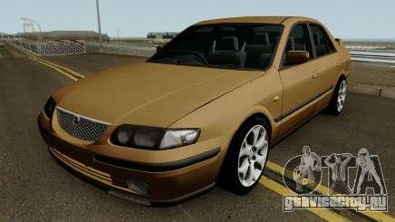 Mazda 626 (RHD) 1997 для GTA San Andreas