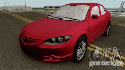 Mazda 3 MQ для GTA San Andreas