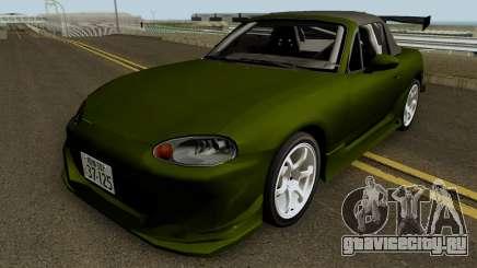 Omiya Satoshi NB8C для GTA San Andreas