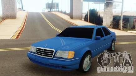 Mercedes-Benz E500 AMG Sedan для GTA San Andreas