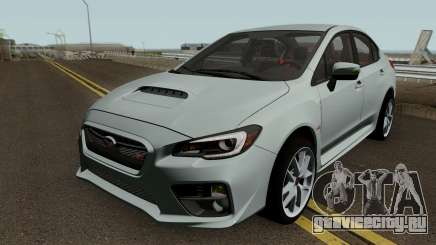 Subaru WRX STI 2016 IVF для GTA San Andreas