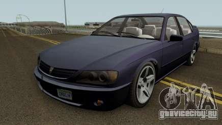 Declasse Merit GTA IV для GTA San Andreas