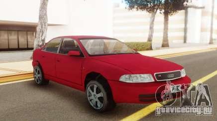 Audi S4 2000 Red для GTA San Andreas