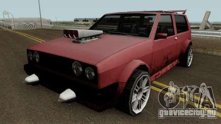 BF Club GTR (SA Style) v1 для GTA San Andreas