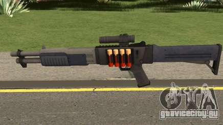 Chromegun From SZGH для GTA San Andreas