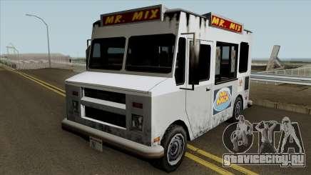 MrWhoop Snack Truck TCGTABR для GTA San Andreas