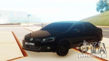 Volkswagen Polo Black для GTA San Andreas