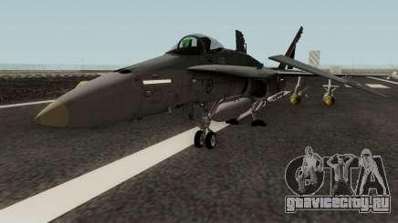 RAAF 2OCU FA-18A 1942-2012 для GTA San Andreas