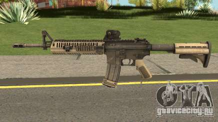 M4A1 SO-TL для GTA San Andreas