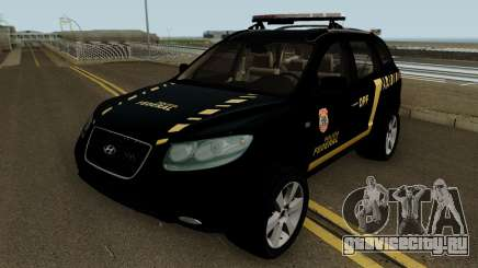 Hyundai Santa Fe Policia Federal для GTA San Andreas
