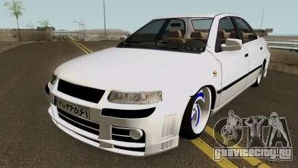 IKCO Samand LX TU для GTA San Andreas