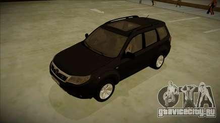 Subaru Forester 2012 V2 для GTA San Andreas