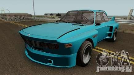 Ubermacht Zion Classic LM GTA V IVF для GTA San Andreas