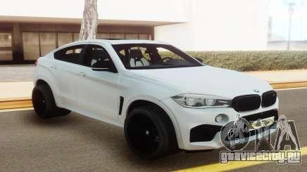 BMW X6M Crossover для GTA San Andreas