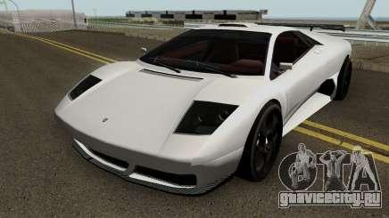Lamborghini Murcielago LP640 Roadster 2005 для GTA San Andreas