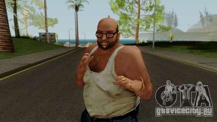 PS2 LCS JD Skin для GTA San Andreas