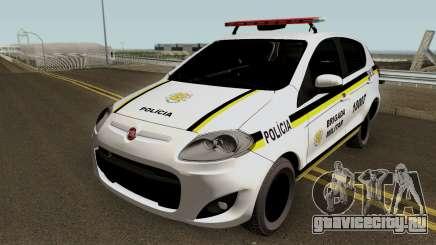 Fiat Palio Brazilian Police для GTA San Andreas