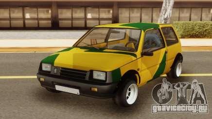 ОКА 1111 Разноцветная для GTA San Andreas