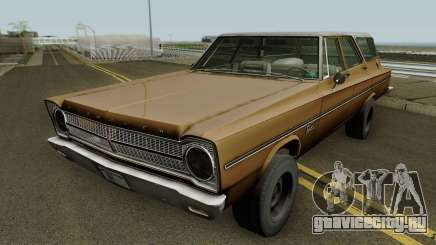 Plymouth Belvedere Station Wagon 1965 HQ для GTA San Andreas
