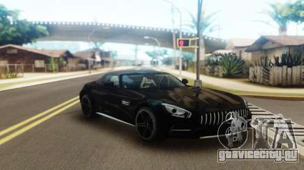 Mercedes-Benz GTC AMG для GTA San Andreas