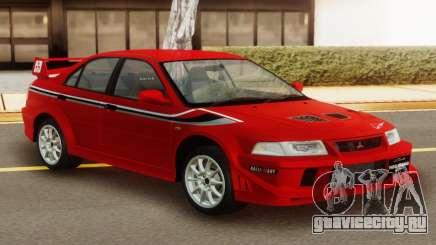 Mitsubishi Lancer Evo VI Tommi Makinen Edition для GTA San Andreas