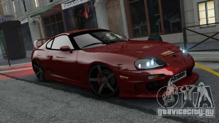 Toyota Supra Coupe для GTA 4
