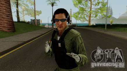 Skin BAV - Tripulante для GTA San Andreas