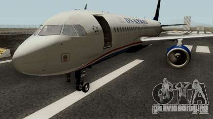 Airbus A320 US Airways для GTA San Andreas