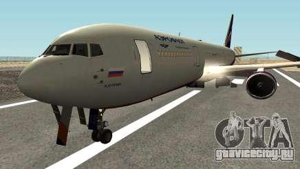 Boeing 767-300 Aeroflot Livery для GTA San Andreas
