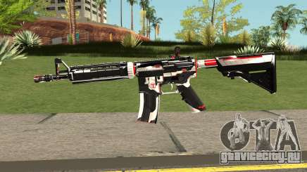 M4A4 TiiTree для GTA San Andreas