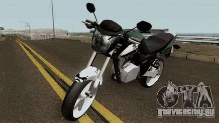 Honda CG Titan 150 Sporting (Light Version) для GTA San Andreas