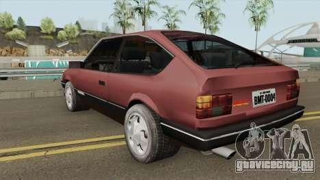 Chevrolet Monza SLE Hatch для GTA San Andreas